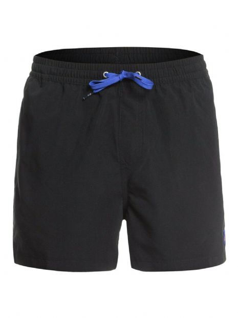 "QUIKSILVER MENS SHORTS.NEW BLACK EVERYDAY VOLLEY 15"" LINED SWIM BOARDIES S20 31"